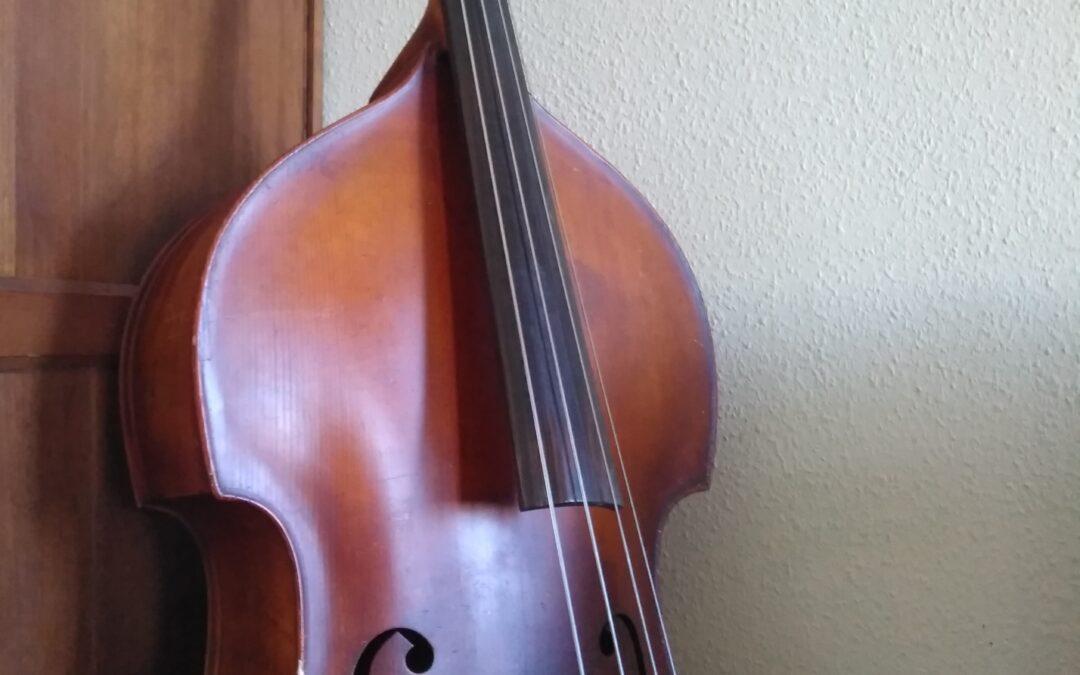 Kontrabass-Unterricht jetzt auch in Husum